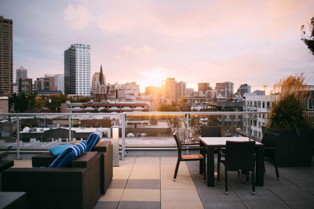 terrazas con estilo